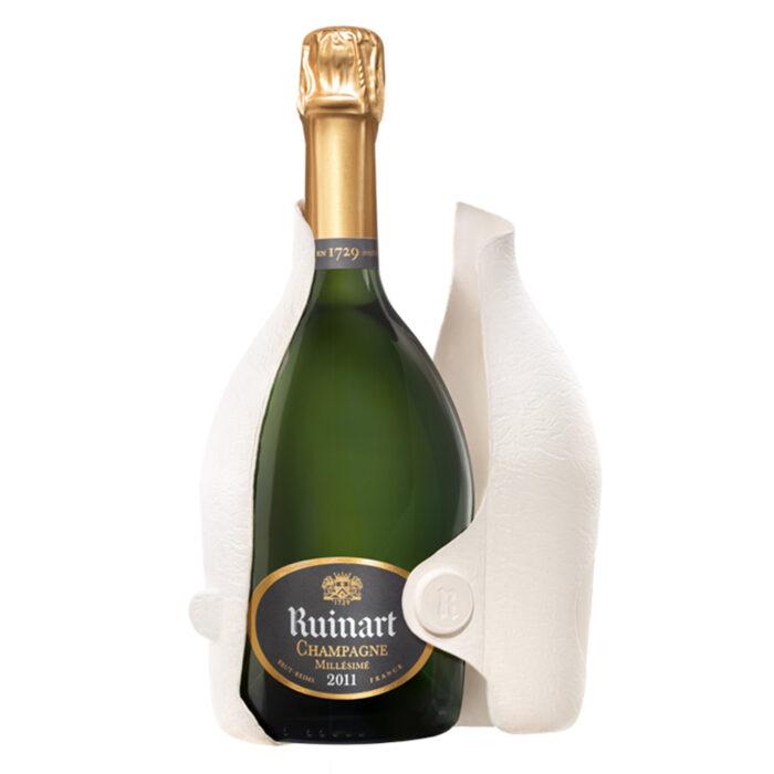 Champagne Ruinart R Millésime 2011 Bouteille Étui Seconde Peau - Champmarket