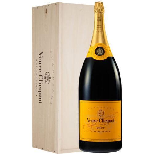 Champagne Veuve Clicquot Brut Carte Jaune Balthazar - Champmarket