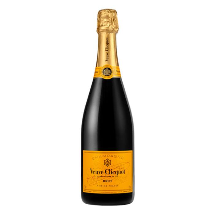 Champagne Veuve Clicquot Brut Carte Jaune bouteille - Champmarket