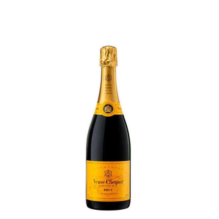 Champagne Veuve Clicquot Brut Carte Jaune Demi-Bouteille - Champmarket