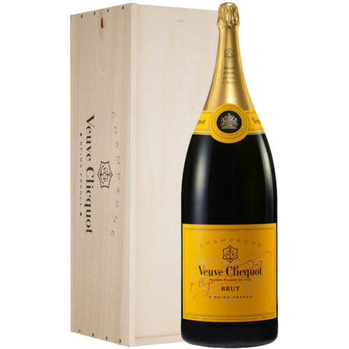Champagne Veuve Clicquot Brut Carte Jaune Nabuchodonosor - Champmarket