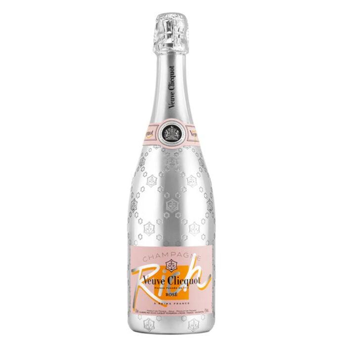 Champagne Veuve Clicquot Rich Rosé bouteille - Champmarket