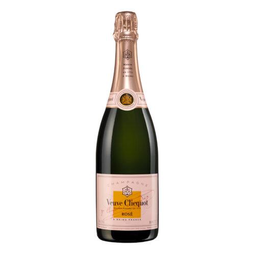 Champagne Veuve Clicquot Rosé bouteille - Champmarket