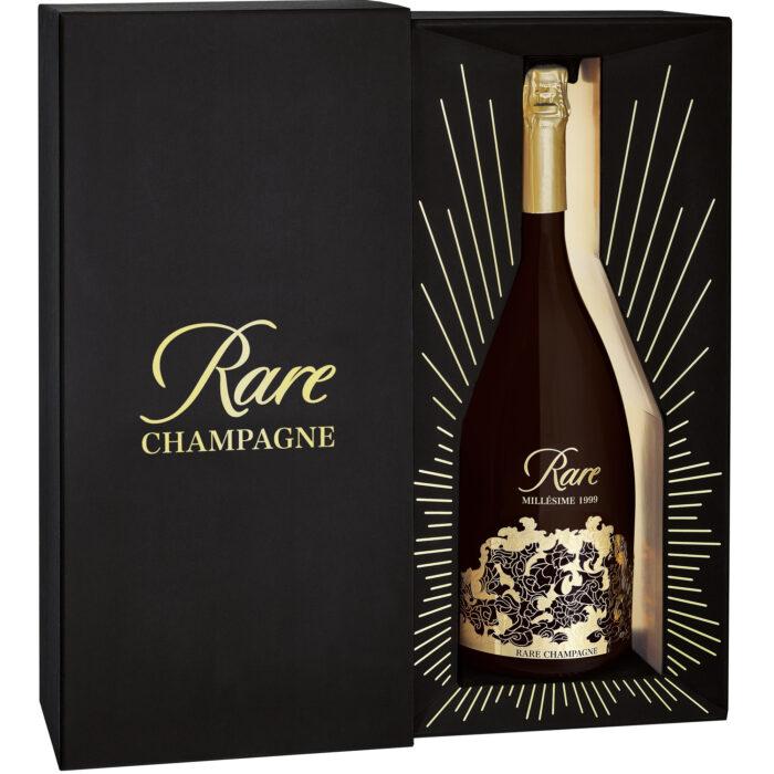 Champagne Rare 1999 Magnum avec Coffret - Champmarket