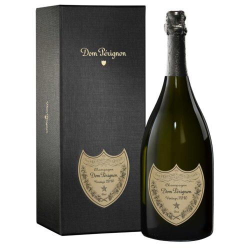 Champagne Dom Pérignon Vintage 2010 avec coffret - Champmarket