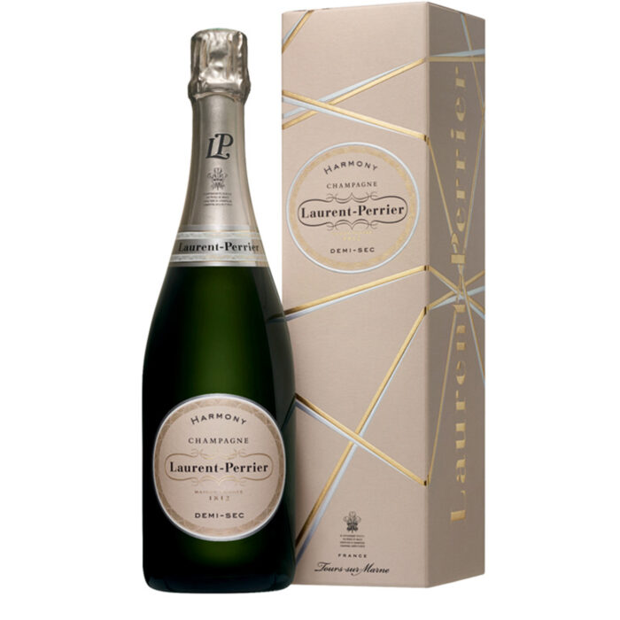 Champagne Laurent-Perrier Harmony Bouteille avec étui - Champmarket