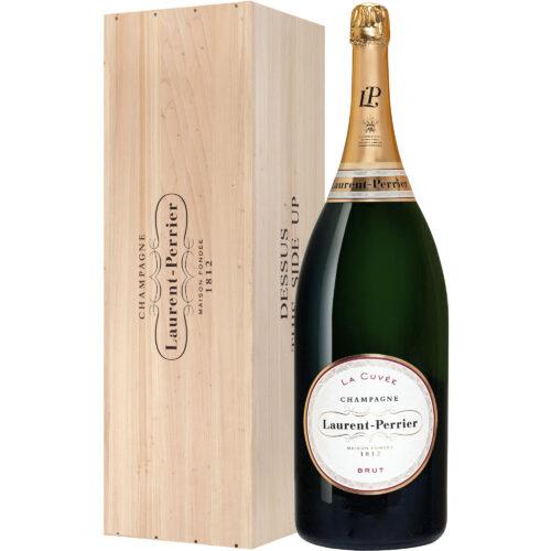 Champagne Laurent-Perrier La Cuvée Balthazar avec Caisse Bois - Champmarket