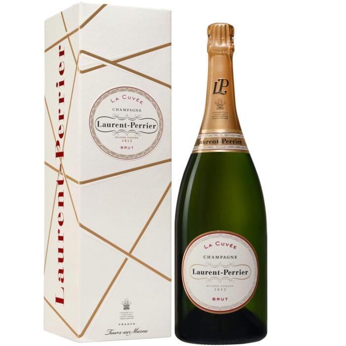 Champagne Laurent-Perrier La Cuvée Magnum avec étui - Champmarket