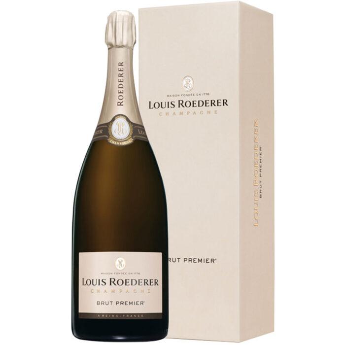 Champagne Louis Roederer Brut Premier magnum Coffret Luxe - Champmarket