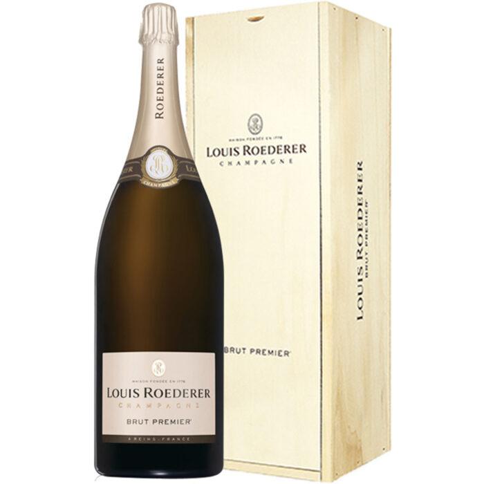 Champagne Louis Roederer Brut Premier Salmanazar - Champmarket