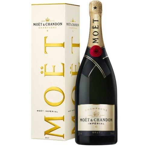 Champagne Moët & Chandon Brut Imperial Magnum avec étui - Champmarket