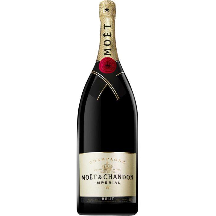 Champagne Moët & Chandon Brut Imperial Mathusalem - Champmarket
