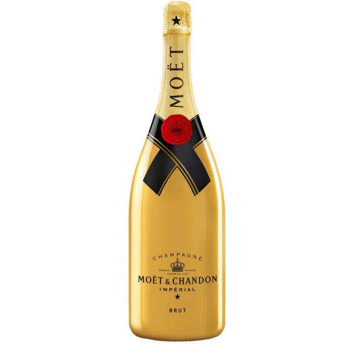 Champagne Moët & Chandon Brut Imperial Golden Sleeve Édition Limitée Magnum - Champmarket