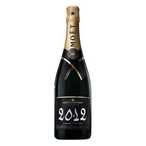 Champagne Moët & Chandon Grand Vintage 2012 Bouteille - Champmarket