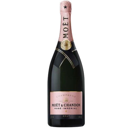 Champagne Moët & Chandon Rosé Imperial Magnum - Champmarket