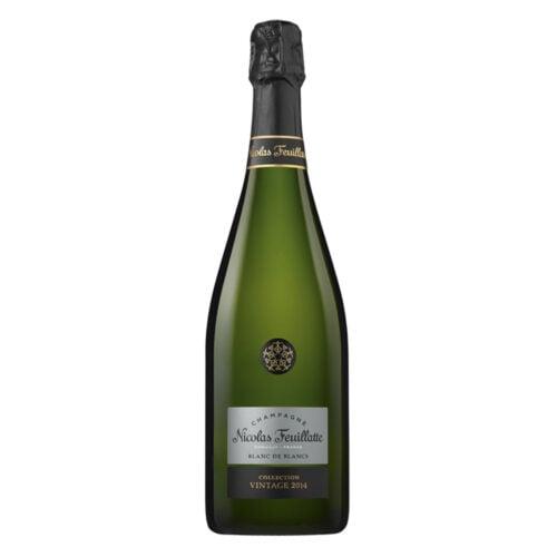 Champagne Nicolas Feuillatte Collection Vintage Blanc de Blancs 2014 Bouteille - Champmarket