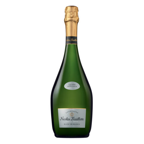 Champagne Nicolas Feuillatte Cuvée Spéciale Blanc de Blancs Bouteille - Champmarket