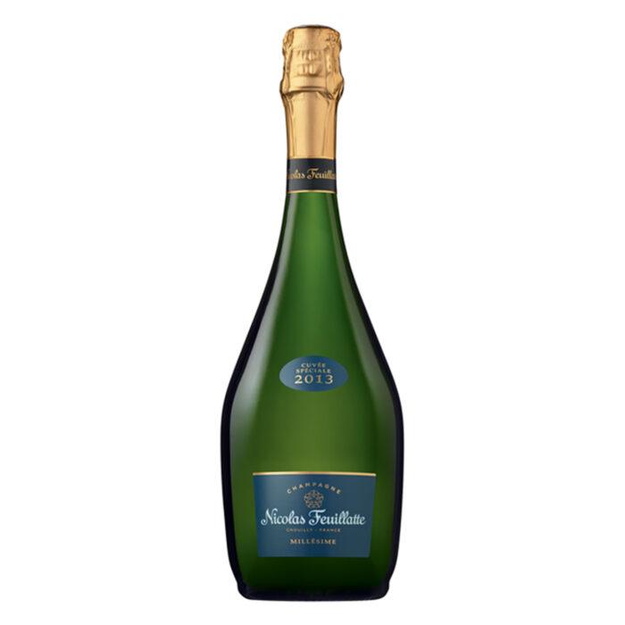 Champagne Nicolas Feuillatte Cuvée Spéciale Millésimée 2013 Bouteille - Champmarket