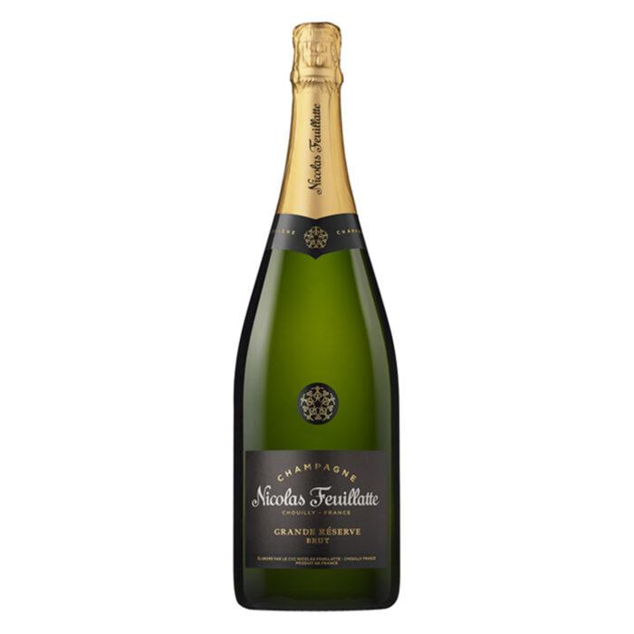 Champagne Nicolas Feuillatte Grande Réserve Brut Bouteille - Champmarket