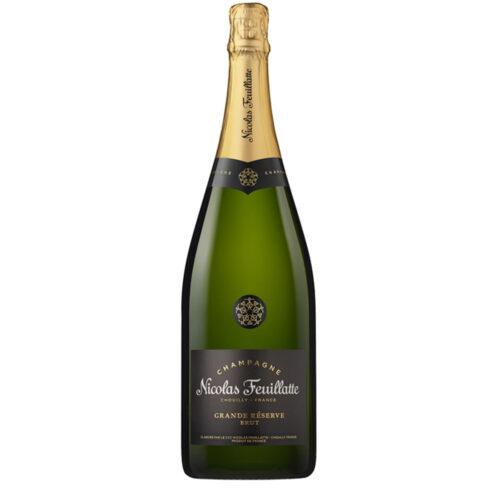 Champagne Nicolas Feuillatte Grande Réserve Brut Magnum - Champmarket