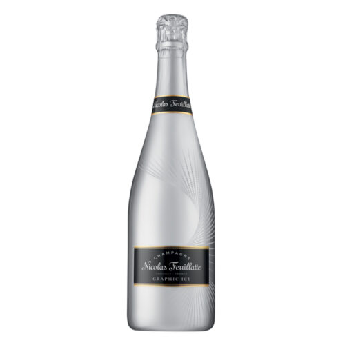 Champagne Nicolas Feuillatte Graphic Ice Bouteille - Champmarket