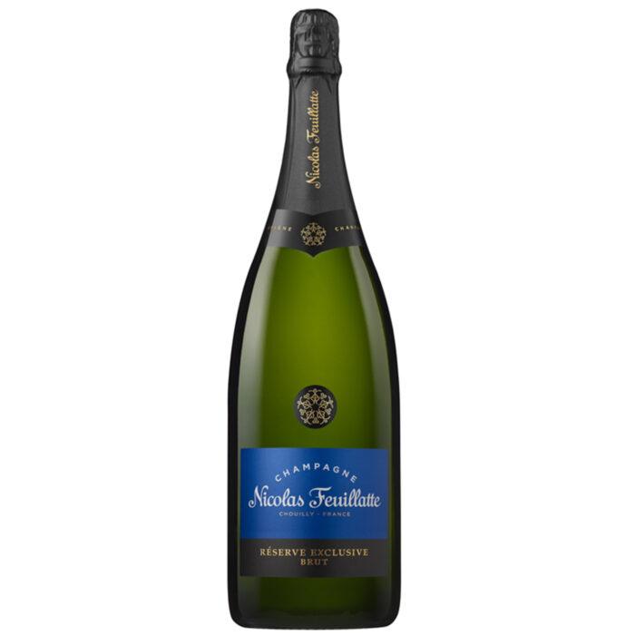 Champagne Nicolas Feuillatte Réserve Exclusive Brut Jéroboam - Champmarket