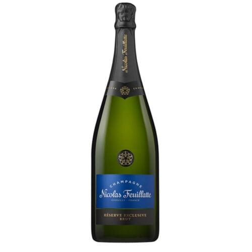 Champagne Nicolas Feuillatte Réserve Exclusive Brut Magnum - Champmarket