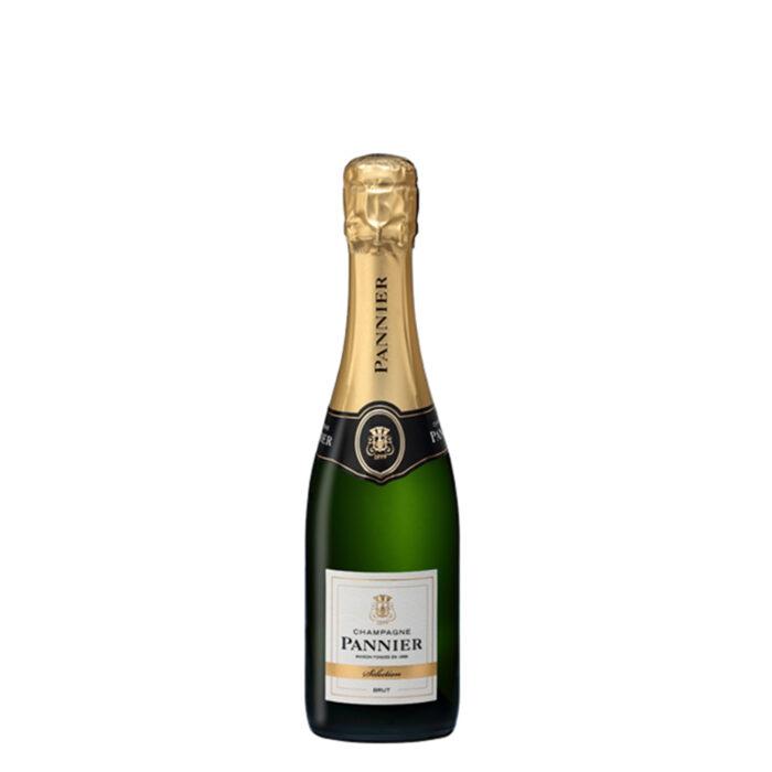 Champagne Pannier Brut Sélection demi-Bouteille - Champmarket