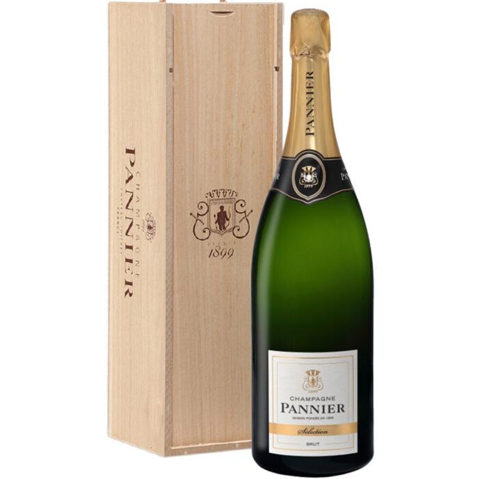 Champagne Pannier Brut Sélection Jéroboam - Champmarket
