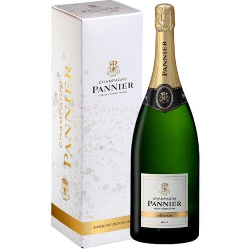 Champagne Pannier Brut Sélection Magnum avec étui - Champmarket