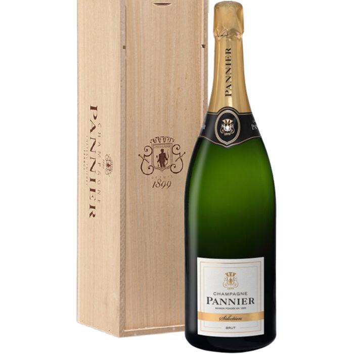 Champagne Pannier Brut Sélection Mathusalem - Champmarket