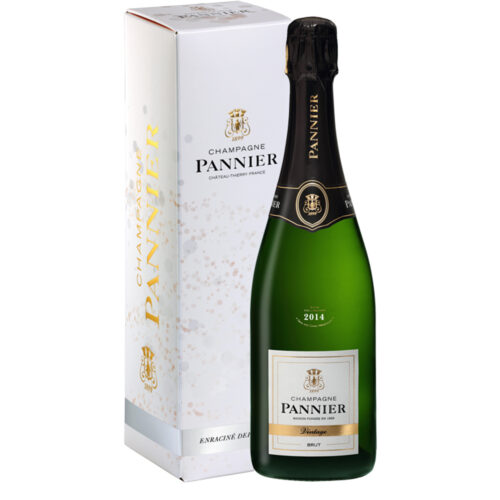 Champagne Pannier Vintage 2014 Bouteille avec étui - Champmarket