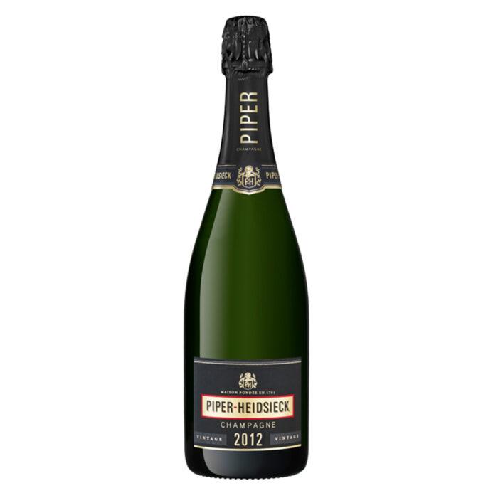 Champagne Piper-Heidsieck Vintage 2012 bouteille avec étui - Champmarket