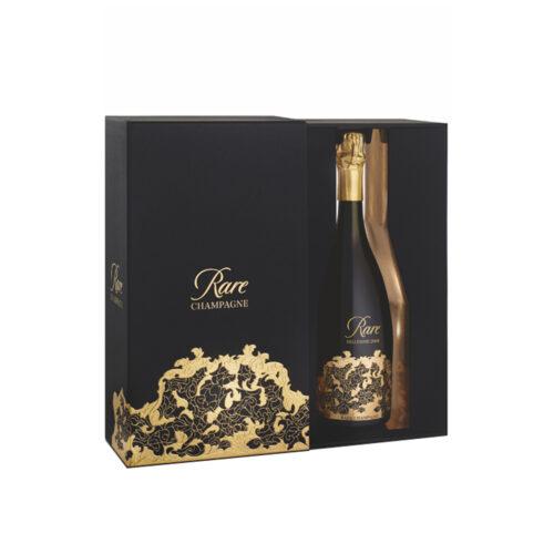 Champagne Rare millésime 2006 bouteille avec coffret - Champmarket