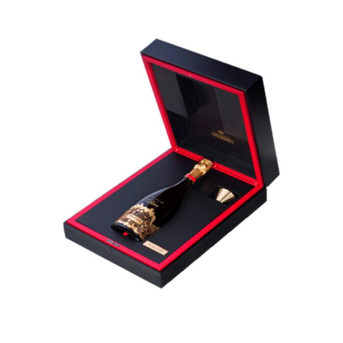 Champagne Rare Millésime 1988 bouteille avec coffret Luxe - Champmarket