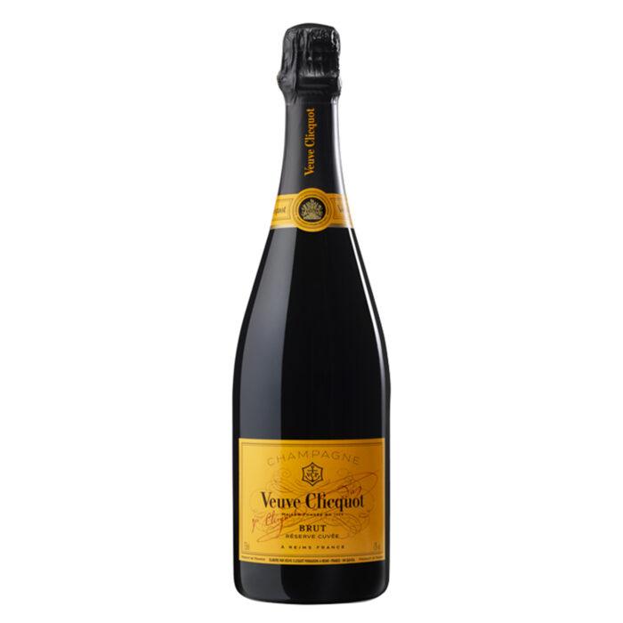 Champagne Veuve Clicquot Yellow Label Réserve Cuvée bouteille - Champmarket