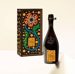 Champagne Veuve Clicquot La Grande Dame Brut 2012 Edition Limitee Yayoi Kusama - Champmarket