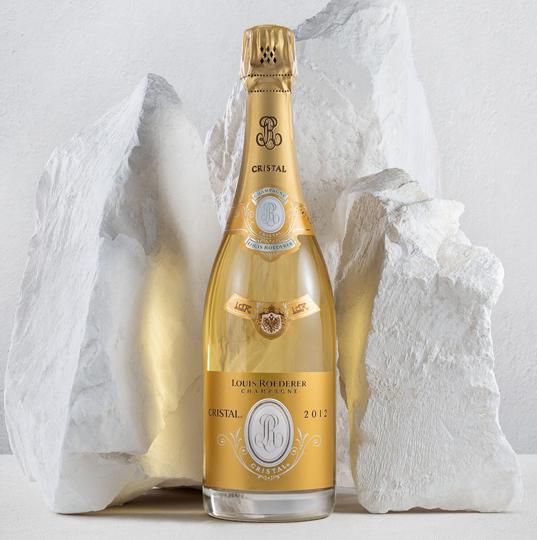 Champagne Louis Roederer Cristal Millésimé - Champmarket