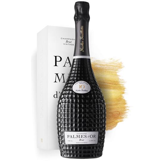 Champagne Nicolas Feuillatte Palmes d'Or Brut Vintage - Champmarket