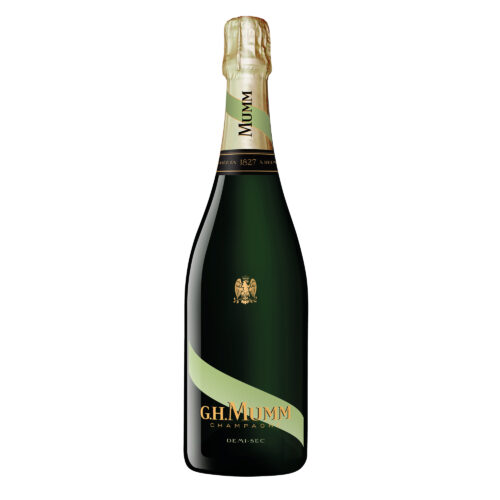 Champagne Mumm Demi-Sec bouteille - Champmarket