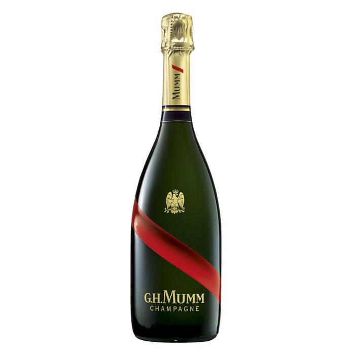 Champagne Mumm Grand Cordon bouteille - Champmarket