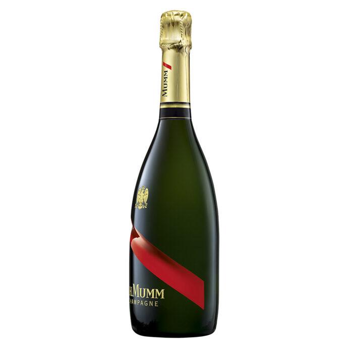 Champagne Champagne Mumm Grand Cordon bouteille - Champmarket - Champmarket