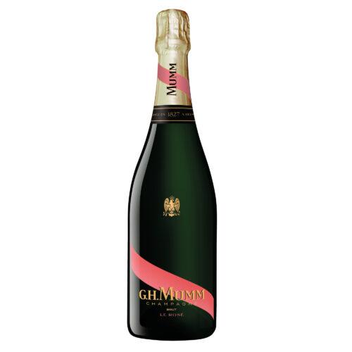 Champagne Mumm Le Rosé bouteille - Champmarket