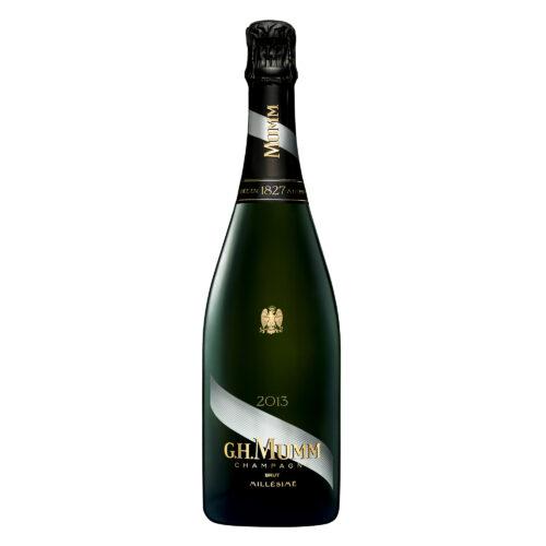Champagne Mumm Millésimé 2013 bouteille - Champmarket