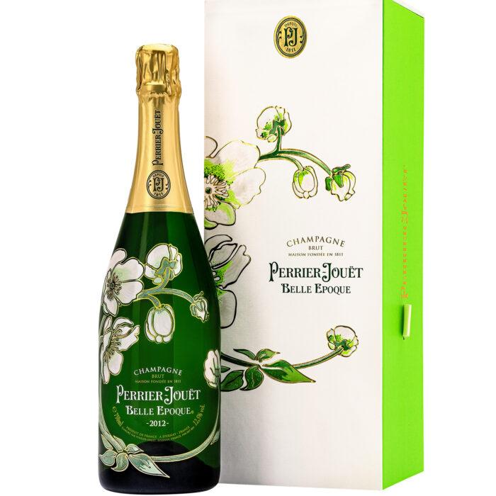 Champagne Perrier-Jouët Belle Époque Millésimé 2012 bouteille avec coffret - Champmarket