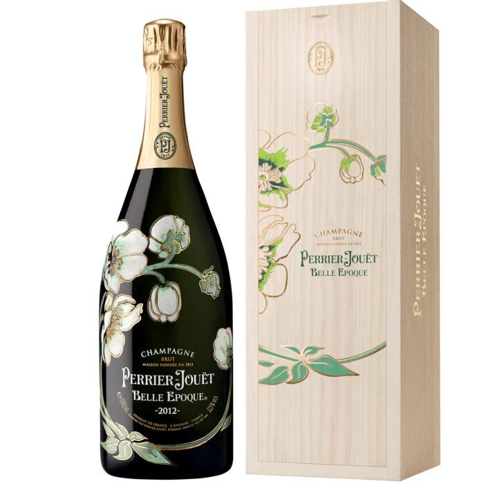 Champagne Perrier-Jouët Belle Époque Millésimé 2012 magnum avec coffret bois - Champmarket