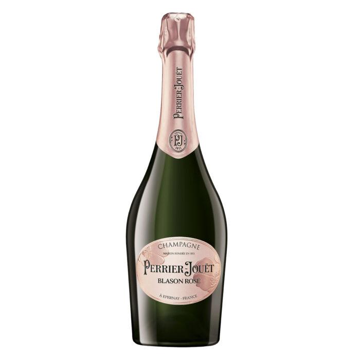 Champagne Perrier-Jouët Blason Rosé bouteille - Champmarket