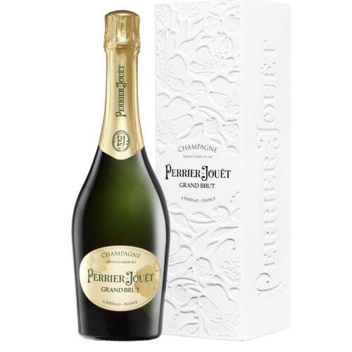 Champagne Perrier-Jouët Grand Brut bouteille avec étui - Champmarket