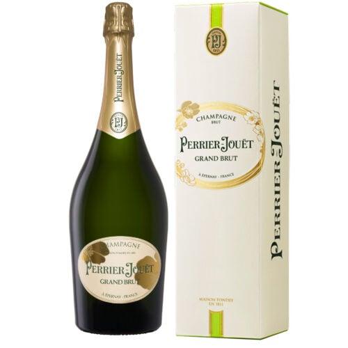 Champagne Perrier-Jouët Grand Brut magnum avec étui - Champmarket