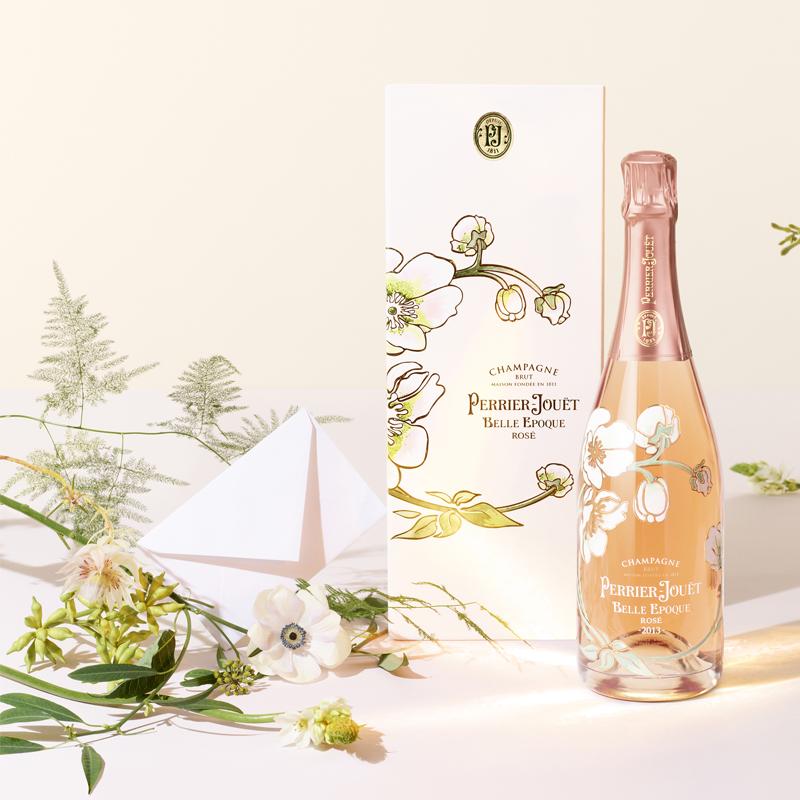 Champagne Perrier-Jouët Belle Époque Rosé Millésimé - Champmarket